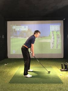 golf indoor GolfRoom
