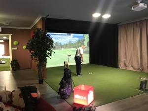 golf indoor - Champ Du Golf